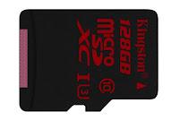 Kingston 64GB UHS-I U3