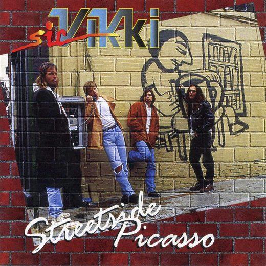 SIC VIKKI - Streetside Picasso [reissue 2017] full
