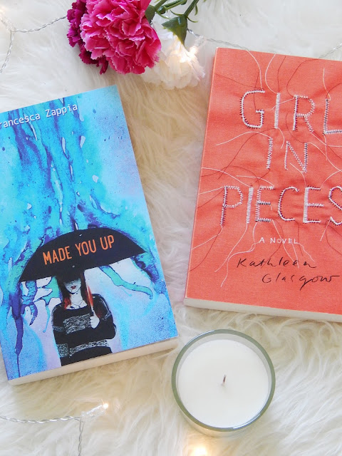 Girl In Pieces and Made You Up | sprinkledpages