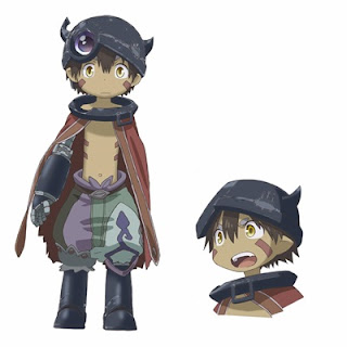 เร็ก (Reg) @ Made in Abyss