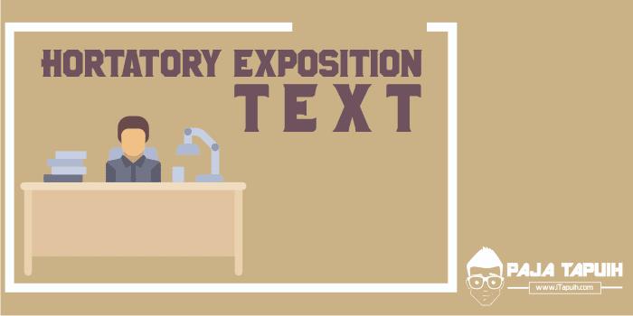 10 Contoh Soal Hortatory Exposition Text Dan Kunci Jawaban Terbaru