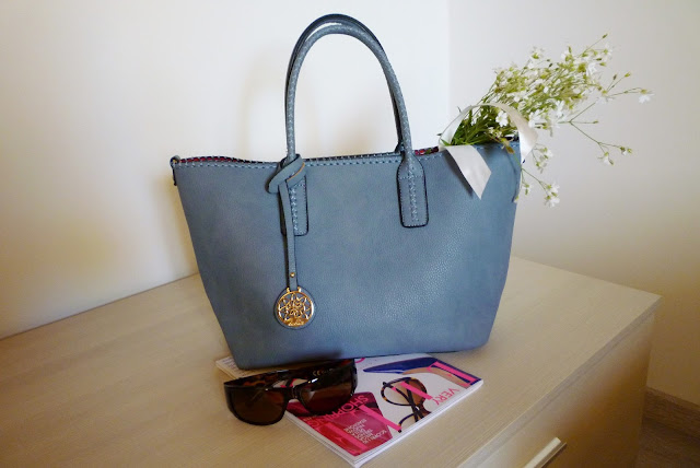 serenity color bag