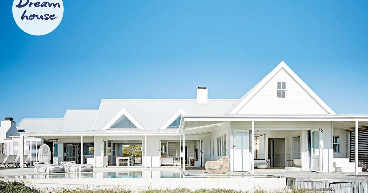 Coastal style south african dream house for Dream house source