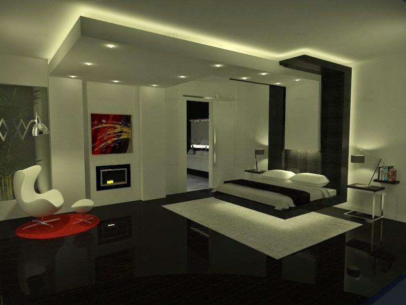 Texeira interiorismo dise o de habitaci n en suit for Disenador virtual de habitaciones
