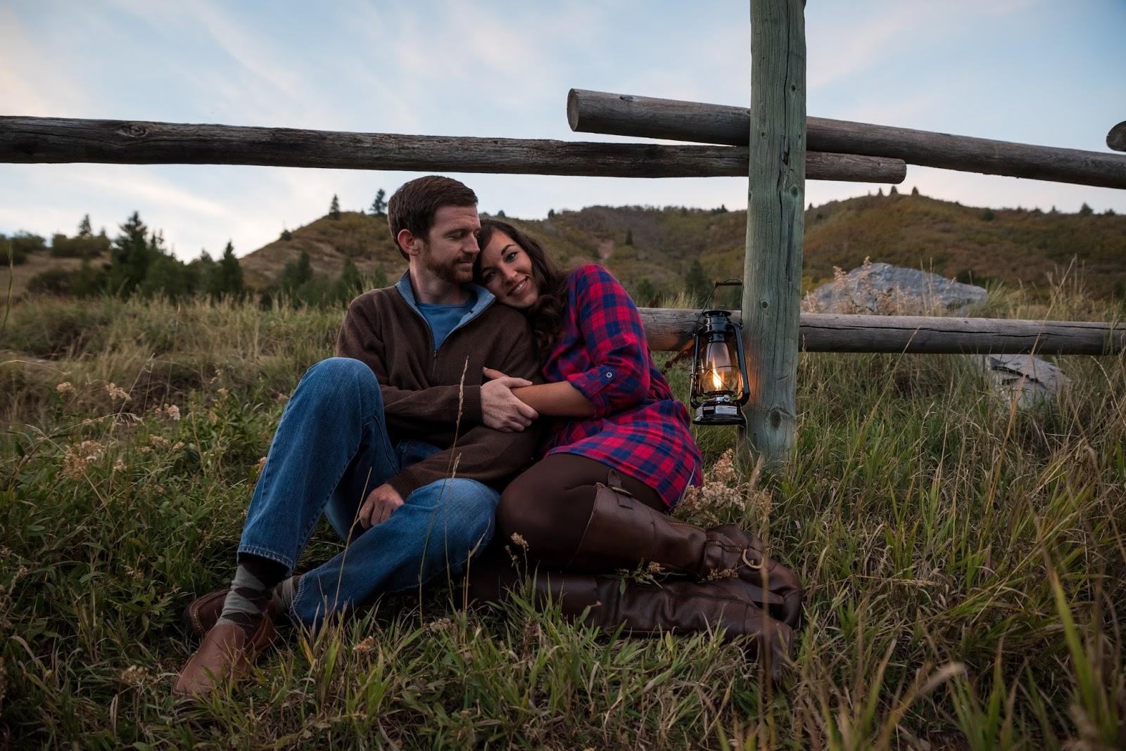Heather Luczak, Utah Engagement Photography