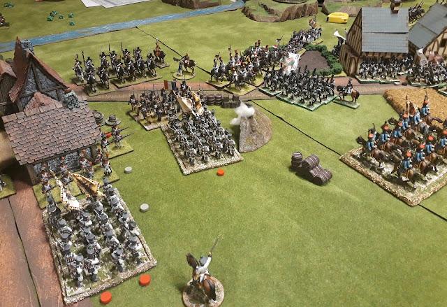 Bataille de Lindenau 1813 (Leipzig) Lindenau%2B%25C3%25A0%2Bvenir