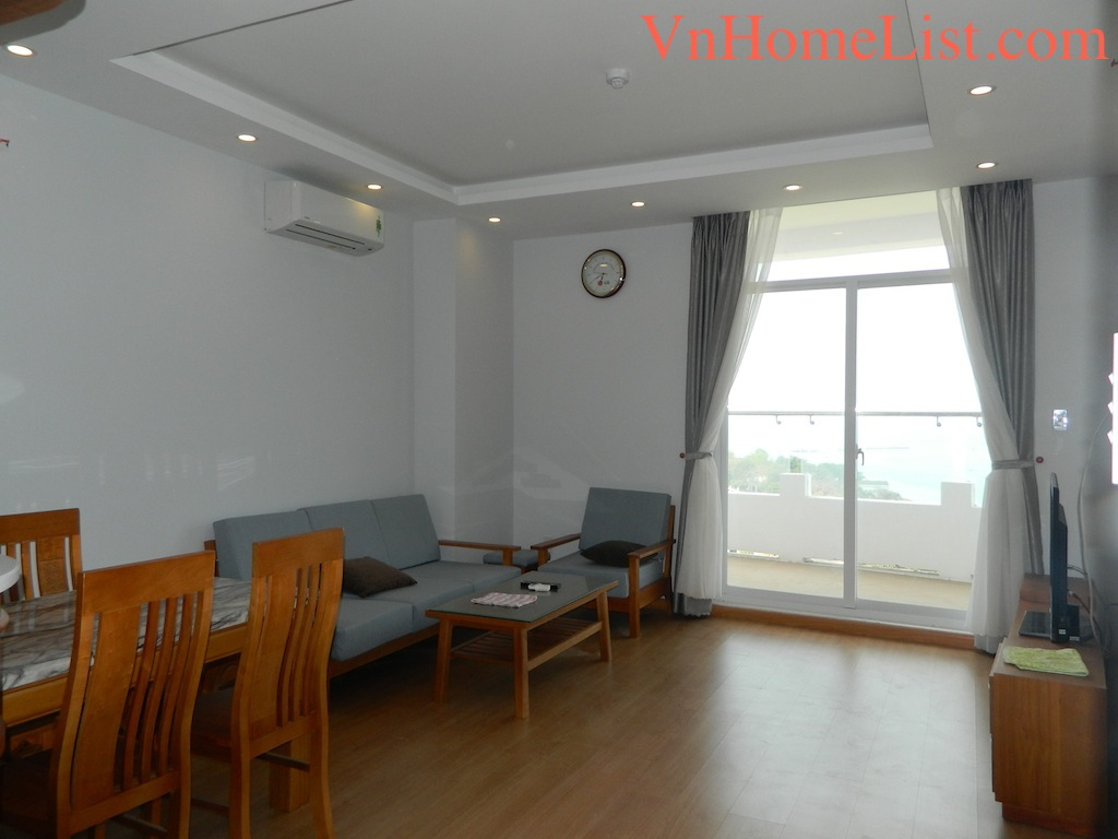 Apartment for Rent SEA VIEW Thuy Tien VUNG TAU