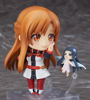 "Nendoroid Asuna y Yui de ""Sword Art Online: Ordinal Scale"" - Good Smile Company"