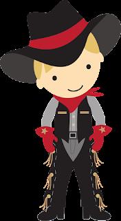 Free Printable Cowboy Clipart
