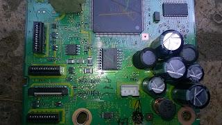 Cara memperbaiki printer canon mp258 error p10