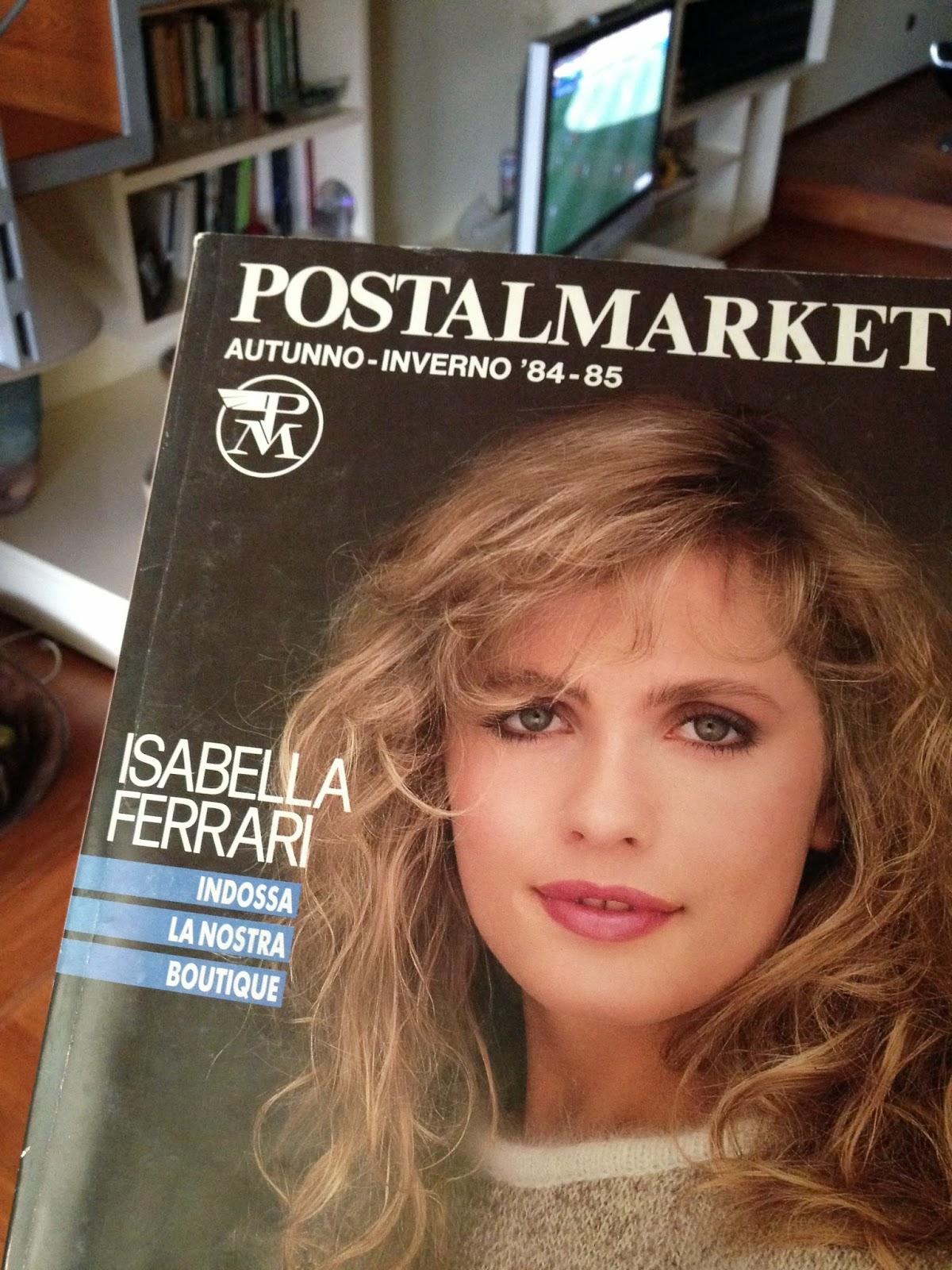bcb5574091683 20righe  Postal Market (il papà di Amazon)