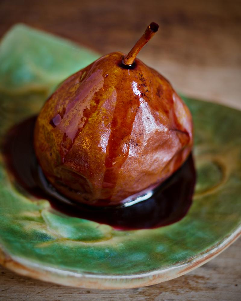 Madernassa Pears in wine