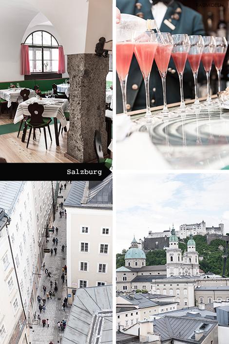 Reisetipps für Salzburg.