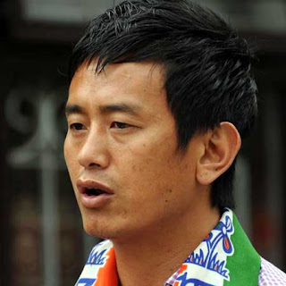 Bhaichung Bhutia, the chairman of North Bengal Board for Development of Sports and Games