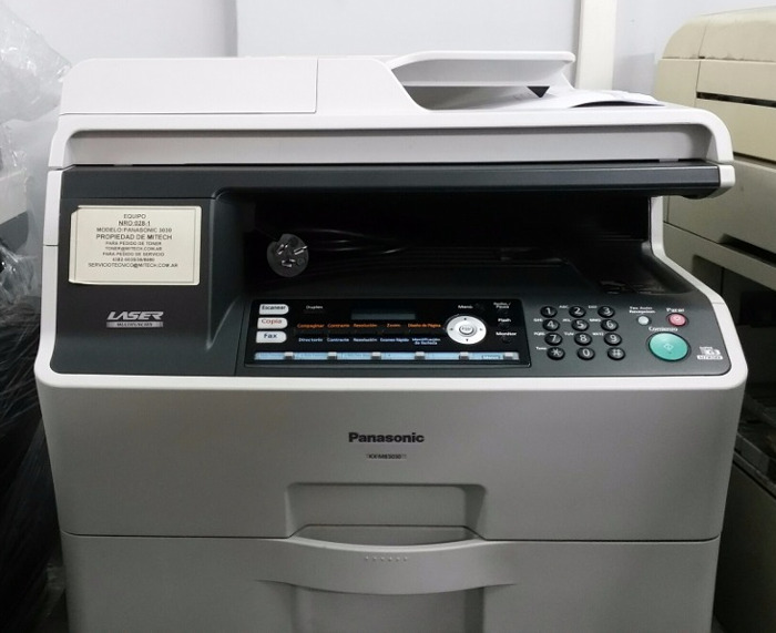 Panasonic KX-MB781 - B/W Laser - All-in-One Manuals