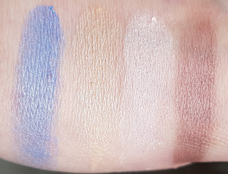 trend it up - Cool Breeze - Quattro Eye Shadow