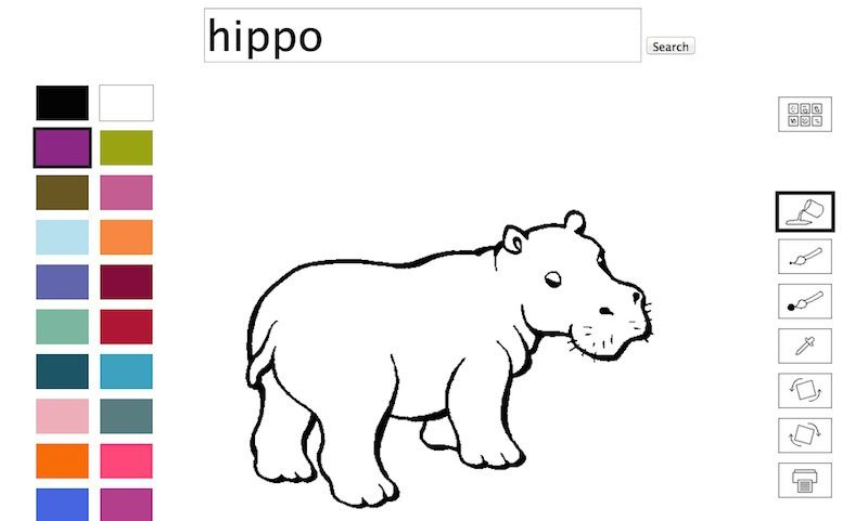 Hippo-Paint