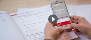 photomath aplikasi android membantu menyelesaikan soal PR matematika