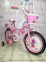 16 Inch Family Daisy Kids Bike