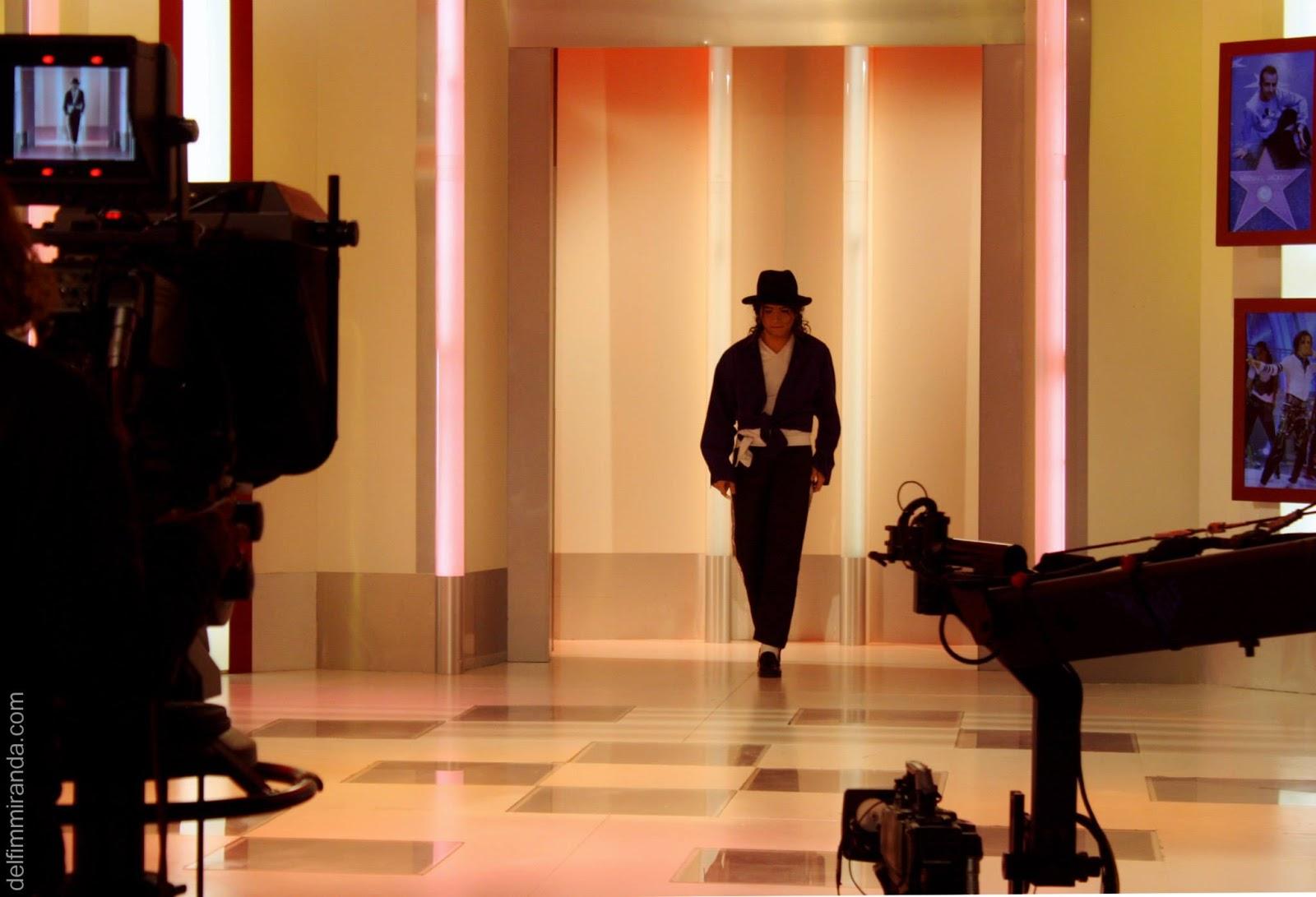 Delfim Miranda - Michael Jackson Tribute - TV special appearence - A tarde é sua - TVI