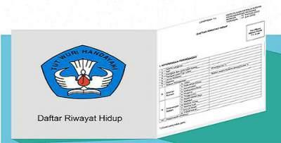 Contoh Form Daftar Riwayat Hidup PNSCPNS Mudah Diedit