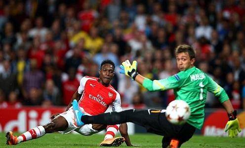 Danny Welbeck coi Arsenal là ngôi nhà của mình