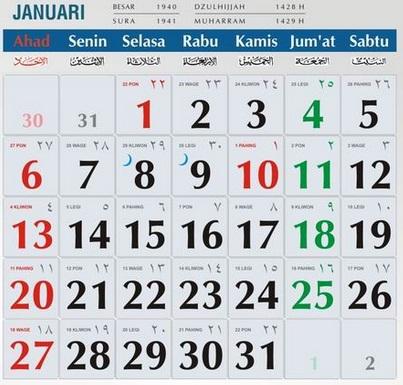 Konversi calendar hijriyah online dating
