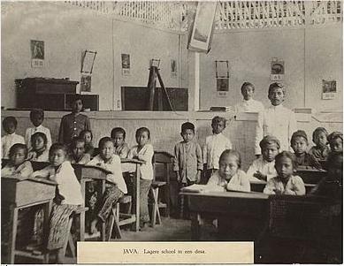 Pendidikan di Indonesia pada Masa Penjajahan Belanda