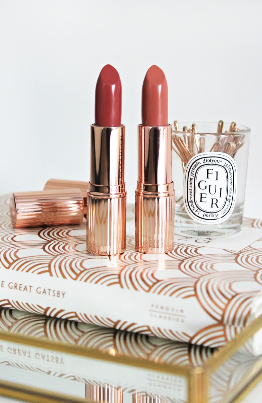 Makeup Revolution Renaissance Lipsticks Review