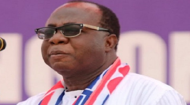 Ghana NPP Elections: Freddie Blay elected as National Chairman