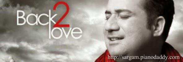 Guitar zaroori tha guitar chords : SarGaM: Zaroori Tha (Back 2 Love) Sargam Notes