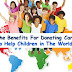 The Benefits For Donating Car To Help Children In The World