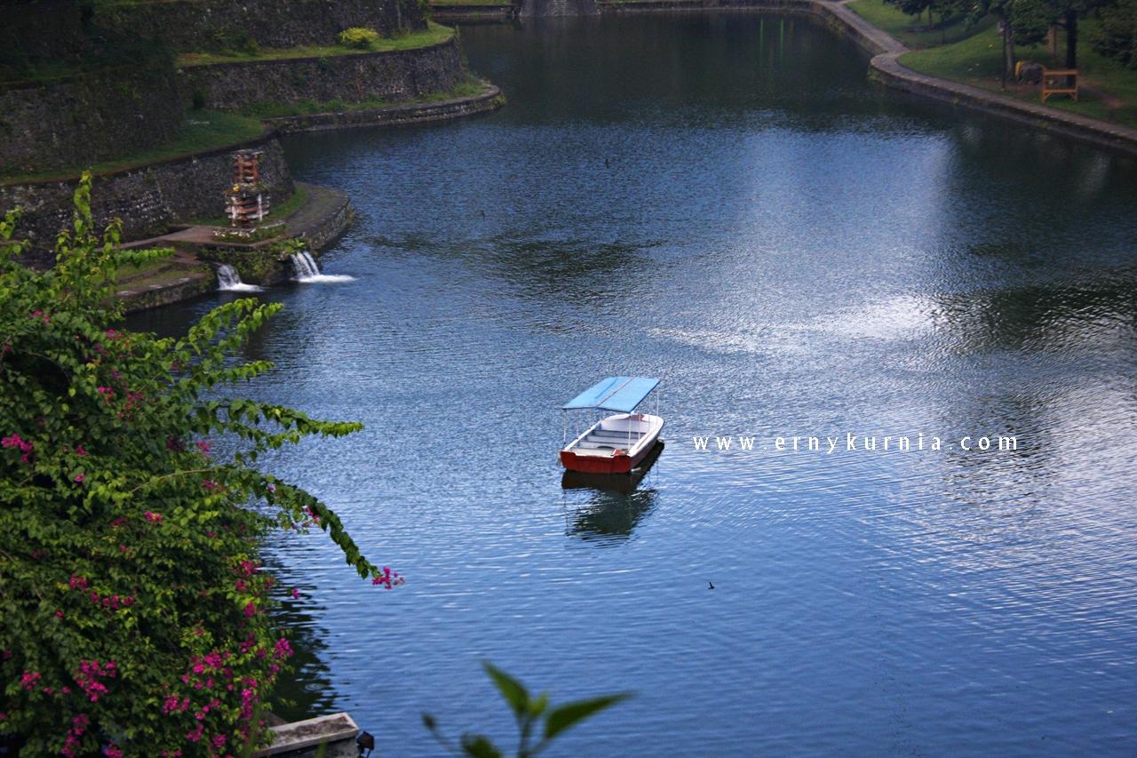 Taman Narmada, Telaga Seger, Telaga Replika, Segara Anakan Replika, Telaga Seger Lombok