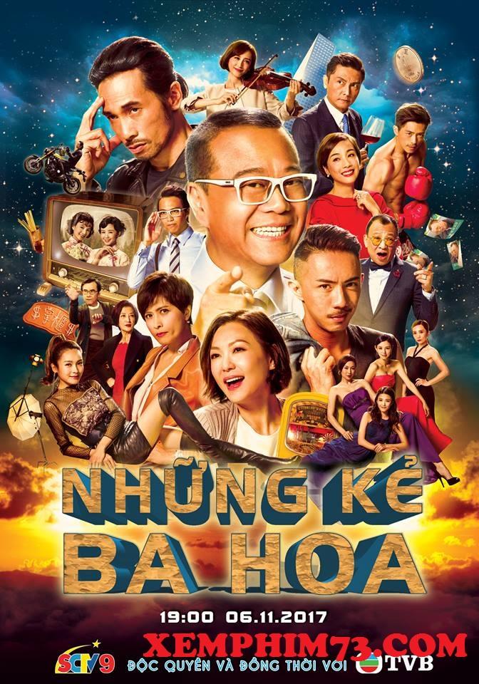 Phim Những Kẻ Ba Hoa-SCTV9 - TVB