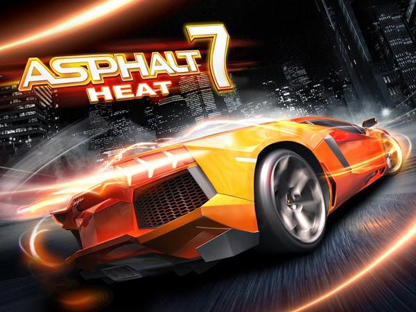 Asphalt 7: heat 1. 1. 1 baixar para android apk grátis.