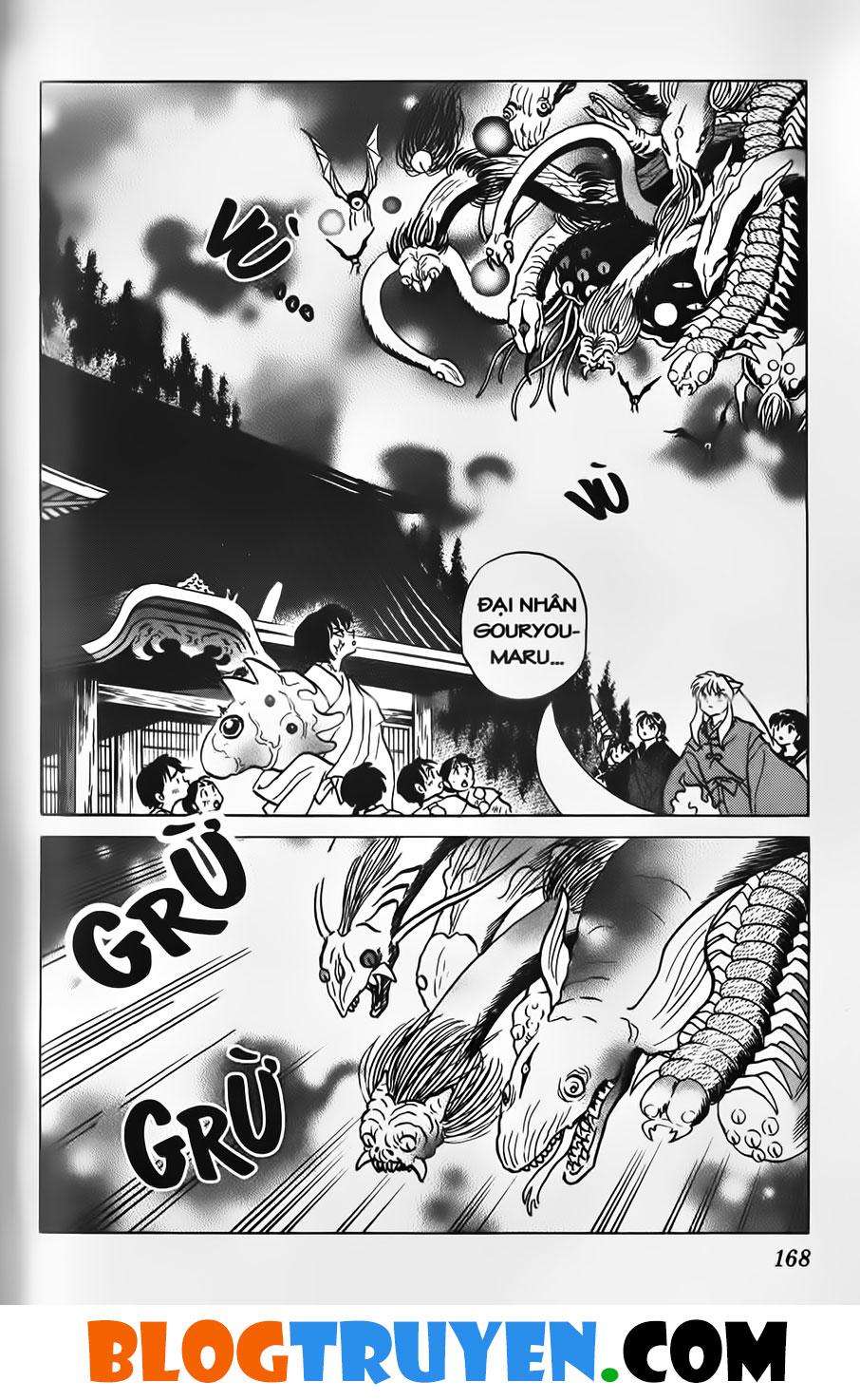 Inuyasha vol 35.10 trang 3