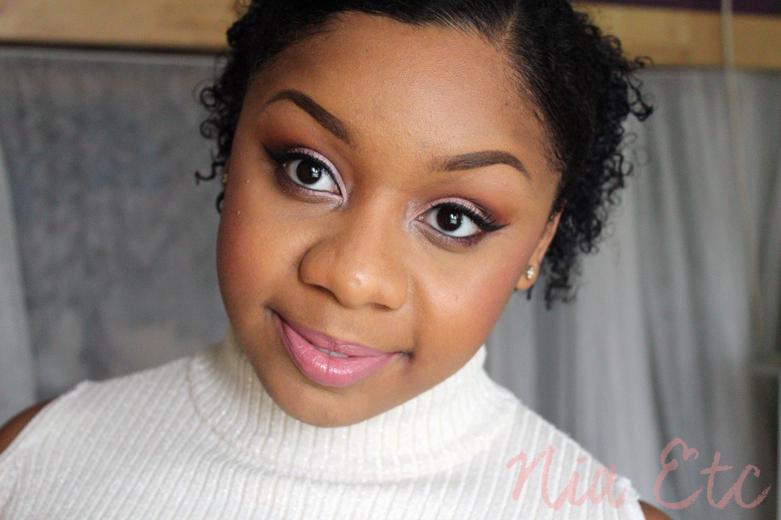 Dawn of Spring - Pink Make Up Look 10