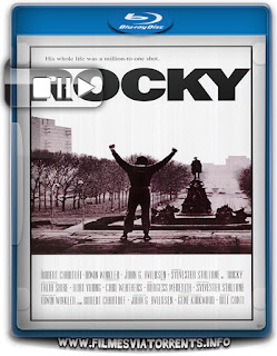 Rocky 1 - Um Lutador Torrent - BluRay Rip 720p Dublado