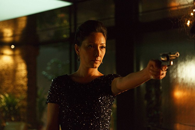Christina Chang en una imagen de Lucifer (2015)