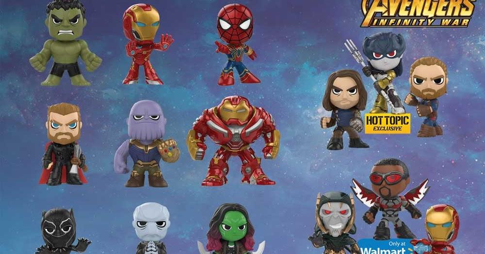 The Blot Says Avengers Infinity War Marvel Mystery