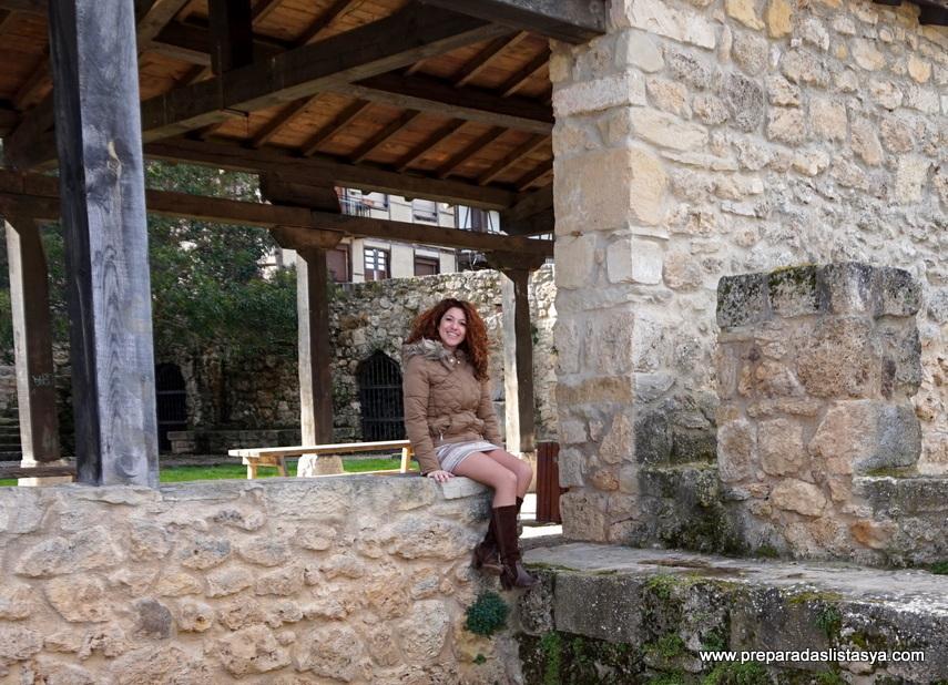 Excursión a Frias, Burgos