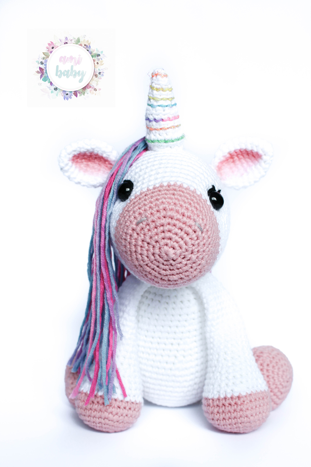 Unicorn Pattern Pinkfoxstitches Patrn Unicornio