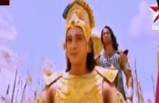 "Sinopsis Mahabharata Episode 165 - Wejangan ""Bhagavad Gita"" Krisna pada Arjuna Sebelum Perang"