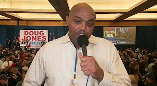 Charles Barkley: Jones win means Dems need to get off their asses and help black people