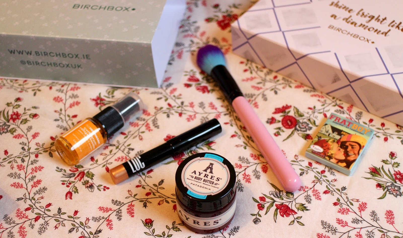 inside february birchbox