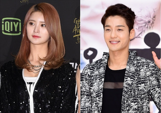 Junghwa (EXID) và Kim Jin Woo xác nhận tham gia bộ phim web mới
