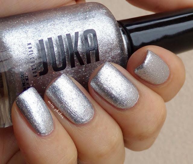 Esmaltes uñas Juka