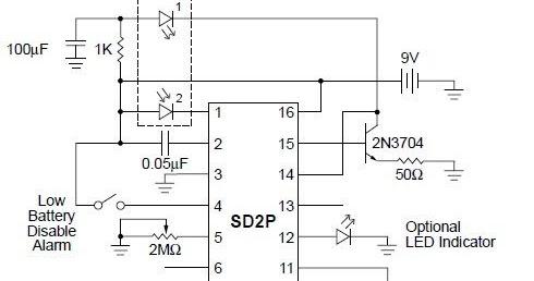 sd2 smoke detector diagrams circuit. Black Bedroom Furniture Sets. Home Design Ideas