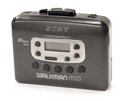 Technology Walkman