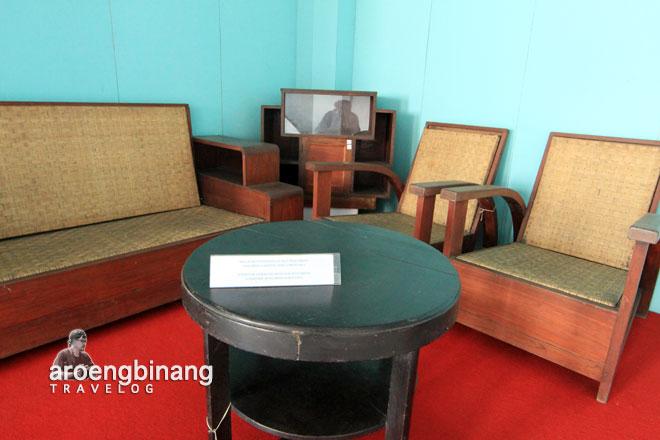 nani wartabone museum negeri provinsi sulawesi utara manado